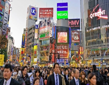 Japan's Tourism Industry Taking Off