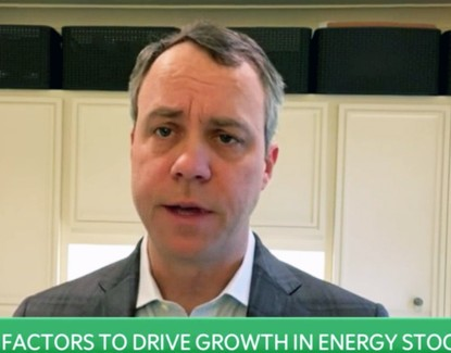 """TD Ameritrade - """"Ben Cook Assesses The Energy Sector"""""""