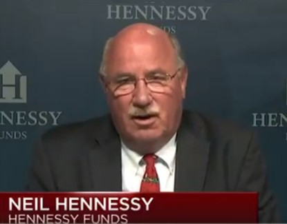 """CNBC - """"Stocks Rally Following Senate Relief Package"""" - Featuring Neil Hennessy"""
