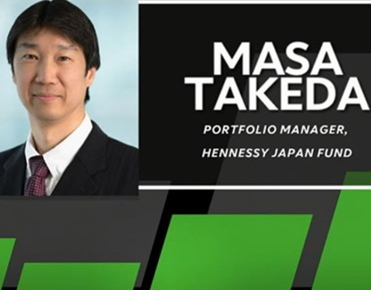 TD Ameritrade - Masa Takeda Talks Areas Of Opportunity In The Hennessy Japan Fund