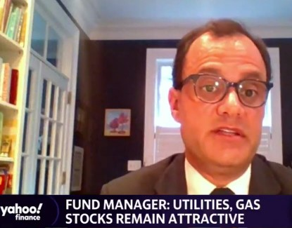 "Yahoo! Finance - ""Utilities, Gas Stocks Remain Attractive"""