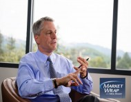 Market Wrap with Moe Ansari: Dave Ellison - Inflation and the Financial Sector