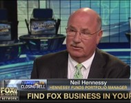 "Fox Business - ""Should Investors Be Concerned About An Economic Recession?"""