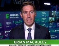 TD Ameritrade - Hennessy Funds Portfolio Manager Brian Macauley