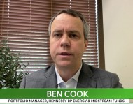 "TD Ameritrade - ""Ben Cook Talks Expectations For Production Cuts"""