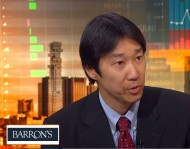 "Barron's - ""The Allure of Japanese Stocks"""