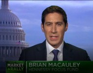CNBC: The Exchange - Brian Macauley shares his thoughts on Coronavirus-related volatility.